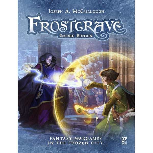 Frostgrave II Second Edition Rulebook