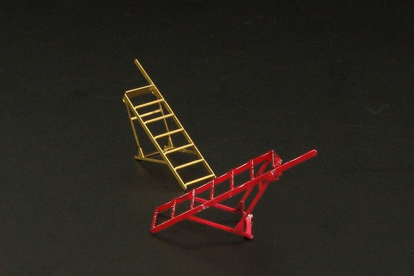 Brengun BRL72017 1/72 Step ladders for Hawker Hunter and BAe Harrier