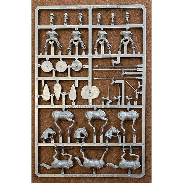 Conquest Games Norman Knights Cavalry Sprue 28mm