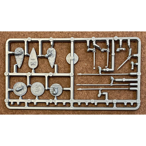 Conquest Games Norman Weapons Sprue 28mm
