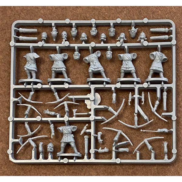 Conquest Games Medieval Archer Sprue 28mm