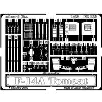 Eduard FE123 1/48 Grumman F-14A Tomcat Photo Etched Set for Acadamy