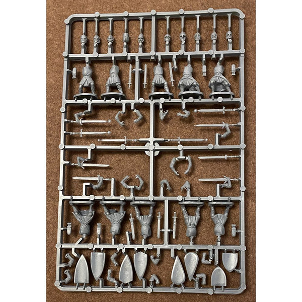 Fireforge Games Foot Knights XI-XIIIc Sprue 28mm