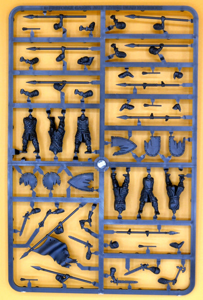 Fireforge Games Forgotten World 1/56 (28mm) Living Dead Warriors Sprue