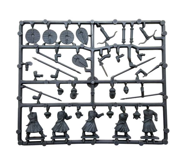 Gripping Beast 1/56 (28mm) Arab Spearmen & Archers Sprue