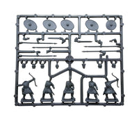 Gripping Beast 1/56 (28mm) Late Roman Infantry Sprue