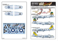 Kits-World KW172173 1/72 Late War Boeing B-17G Heavies Over The Reich - SGS Model Store