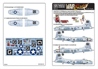 Kits-World KW172174 1/72 Late War Boeing B-17G Heavies Over The Reich - SGS Model Store