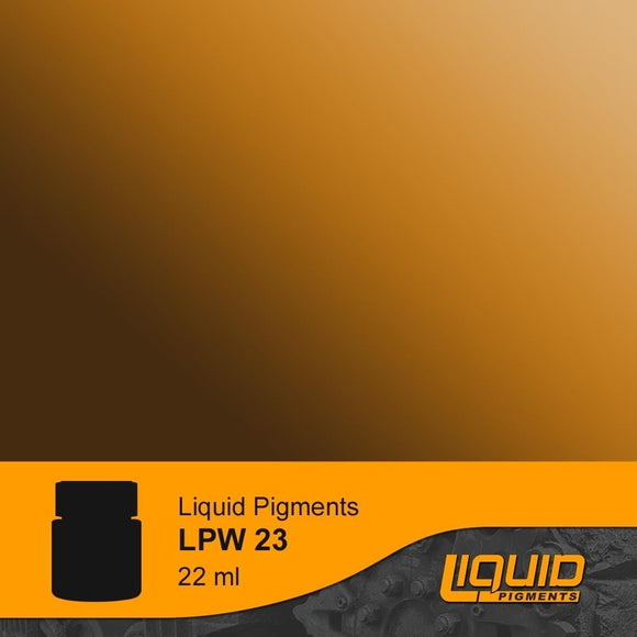 LifeColor LPW23 Liquid Pigments Brake Dust (22ml) - SGS Model Store