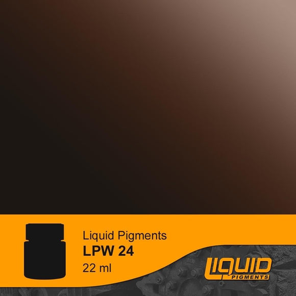 LifeColor LPW24 Liquid Pigments Frame Dirt (22ml) - SGS Model Store