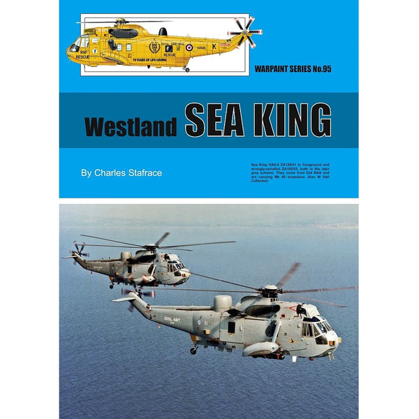 Warpaint Series No 95 Westland Sea King