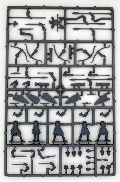 Oathmark Battles of the Lost Age 1/56 (28mm) Elf Infantry Sprue - SGS Model Store