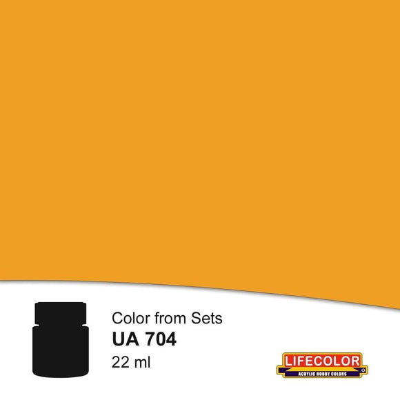 Lifecolor UA704 Rust Light Shadow 2 (22ml) FS 30252 Acrylic Paint - SGS Model Store