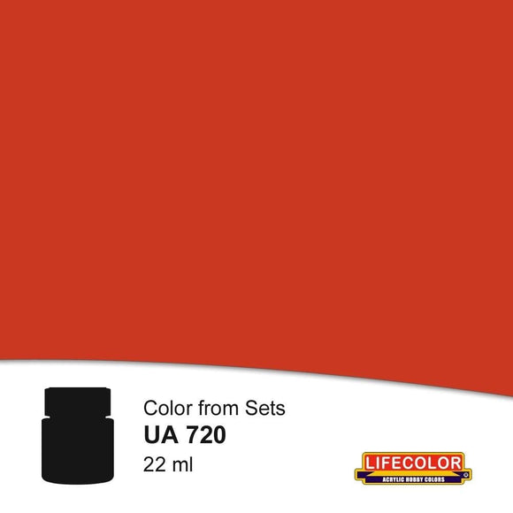 Lifecolor UA720 Rail Track Dirt (22ml) FS 30061 Acrylic Paint - SGS Model Store