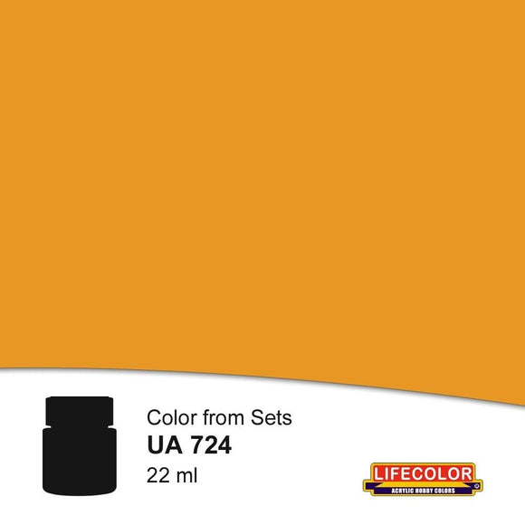 LifeColor UA724 Rail Brake Dust (22ml) FS 30215 Acrylic Paint - SGS Model Store