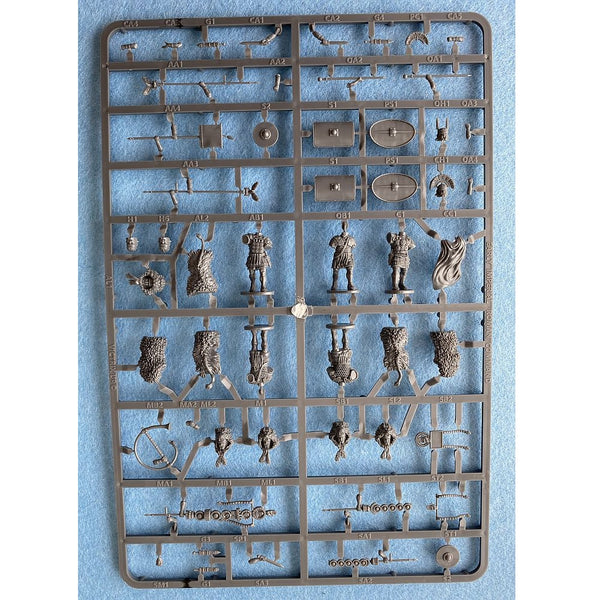 Victrix Early Imperial Roman Legionaries Command Sprue 1/56 (28mm)