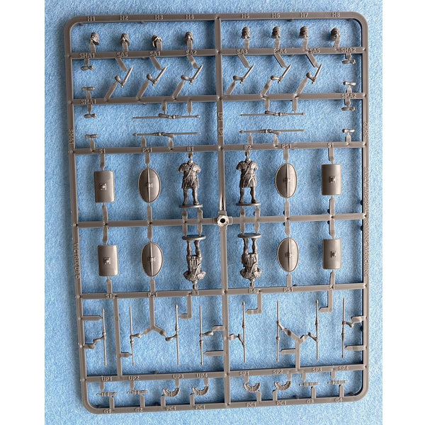 Victrix Early Imperial Roman Legionaries Advancing Sprue 1/56 (28mm)