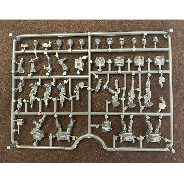 Wargames Atlantic Death Fields 1/56 (28mm) Raumjager Infantry