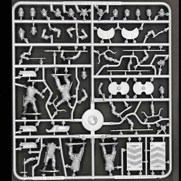 Wargames Atlantic First Empires Persian Infantry Sprue 1/56 (28mm)