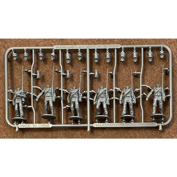 Wargames Atlantic Prussian Reserve (1813-1815) Sprue 28mm