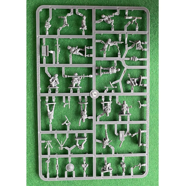 Plastic Soldier Company 1/72 Late War German Heavy Weapons Sprue
