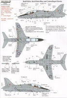 Xtradecal X32038 1/32 BAe Hawk T.1 Comprehensive Maintenance Marks Model Decals - SGS Model Store