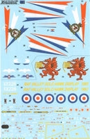Xtradecal X32045 1/32 BAe Hawk T.1A Model Decals - SGS Model Store
