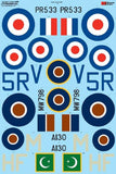 Xtradecal X32066 1/32 Hawker Tempest Mk.II Model Decals - SGS Model Store