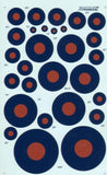 Xtradecal X48028 1/48 RAF National Insignia/Roundels B Type Model Decals