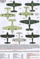 Xtradecal X48102 1/48 Yanks with Roundels Part 1 in the FAA Model Decals - SGS Model Store
