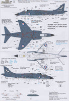 Xtradecal X72073 1/72 25th Anniversary of the Falklands War 2007 - SGS Model Store