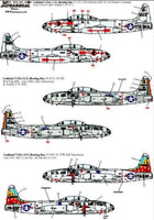 Xtradecal X72121 1/72 Lockheed T-33A / F-80C Shooting Star Part 2 Decals - SGS Model Store