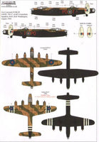 Xtradecal X72195 1/72 D-Day 70th Anniversary Pt 2 RAF Model Decals - SGS Model Store