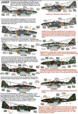 Xtradecal X72269 1/72 Messerschmitt Me-262 Model Decals - SGS Model Store