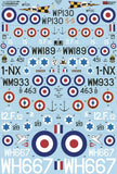 Xtradecal X72278 1/72 Suez Campaign 1956 Model Decals - SGS Model Store