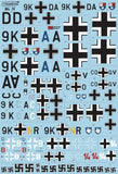 "Xtradecal X72285 1/72 KG51 History ""Edelweiss"" Model Decals - SGS Model Store"