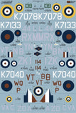 Xtradecal X72298 1/72 Bristol Blenheim Mk.I/Mk.If Model Decals