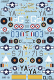 Xtradecal X72300 1/72 Martin B-26 Marauder Model Decals