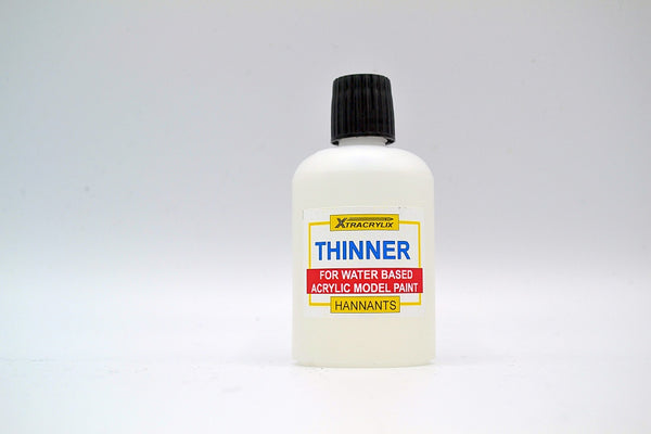 Xtracrylix XA1TT Thinner For Water Based Acrylic Model Paint 100ml