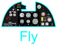 Yahu Models YMA3206 1/32 Hurricane Mk.II Instrument Panel for Fly - SGS Model Store