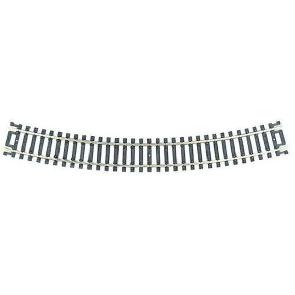 Atlas 833 H0 Code 100 Snap-Track Curved Track 457.2mm Radius 30 Deg - SGS Model Store