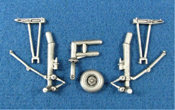 Scale Aircraft Conversions 48048 1/48 B-17 Flying Fortress Landing Gear - SGS Model Store