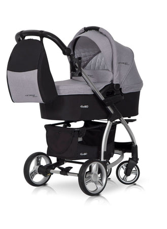 Modern Multifunctional 3 in 1 with Infant Car Seat, Carrycot and Pushchair - Blu Retail Group