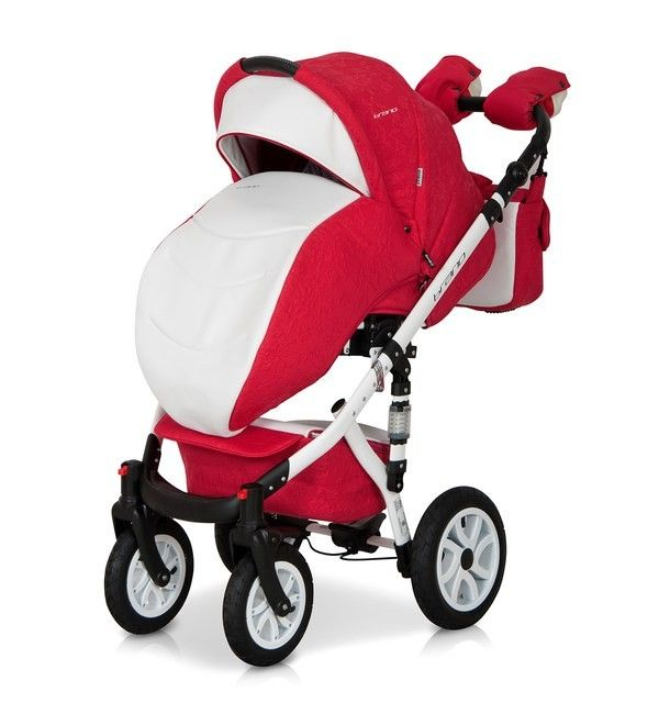 Modern Multifunctional Stroller with Car Seat use - Blu Retail Group