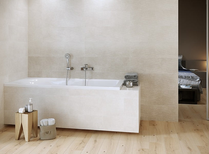 Classic Rectangular Bath With Overflow