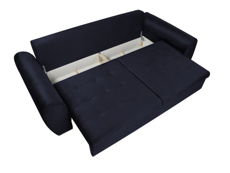 GASPAR IV MEGA LUX 3DL - a cozy sofa bed