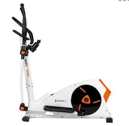 H6191W HMS Magnetic Elliptical Cross Trainer