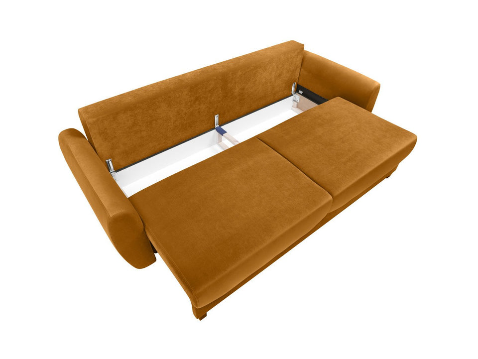 HAMPTON LUX 3DL sofa - luxury in retro style