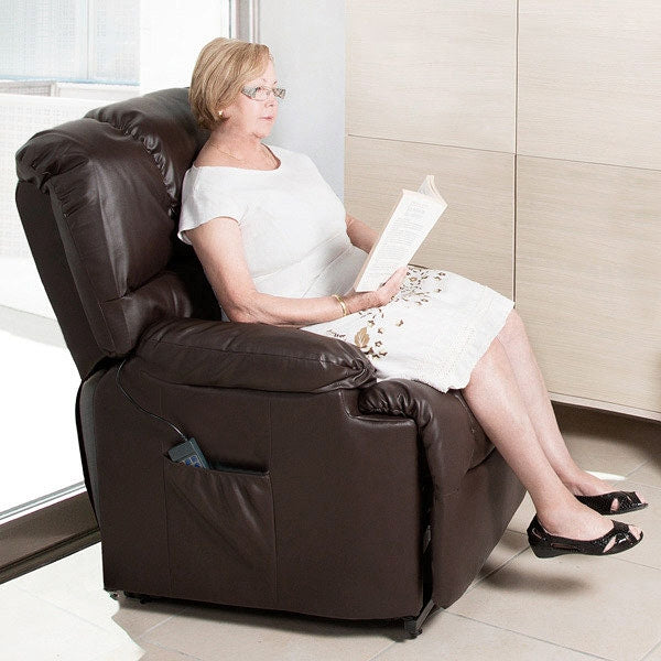 massage-relax-chair-cecotec-6004-Blu Retail Group