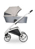 Multipurpose 3 In 1 Baby Pram with Infant Car Seat, Carrycot and Pushchair - Blu Retail Group